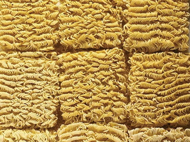 Prisoners ditch cigarettes and use instant NOODLES as jail currency instead