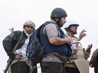 Sotloff: Journalist still held captive by ISIS
