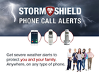 Storm Shield offers alerts to landline phones