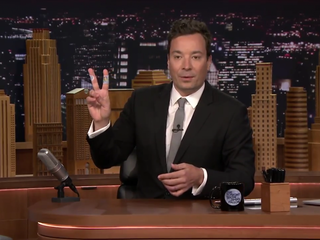 Fallon shouts out Gaithersburg elementary school