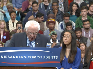 Sanders' latest pot comments are turning heads