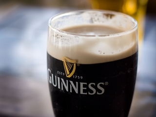 Guinness plans to open a brewery in BaltCo