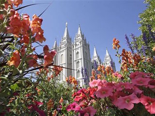 Leaked videos pull back curtain on Mormon church