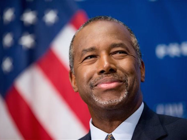 National poll pushes Ben Carson to #1