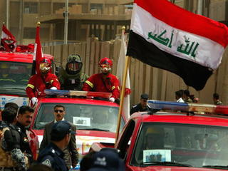 Iraqi troops drive ISIS out of Ramadi