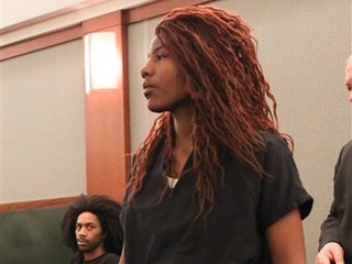 Driver in Vegas crash had pot in her system