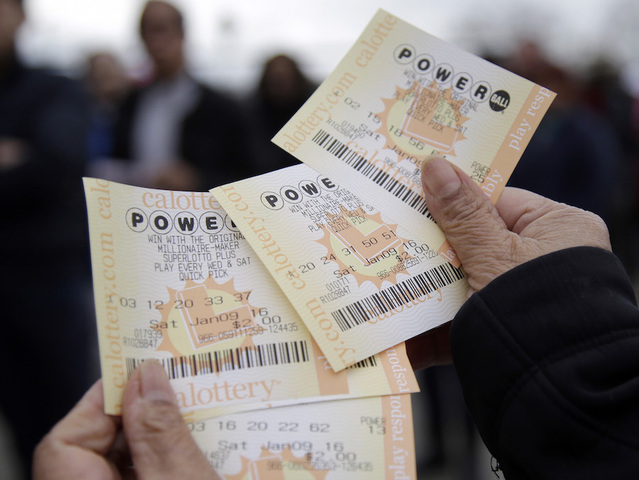 $1.3 billion payout puts Powerball jackpot in world record territory