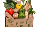 'Wonky veg box' aims to reduce food waste