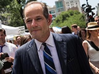Former NY Gov. Spitzer denies assault allegation
