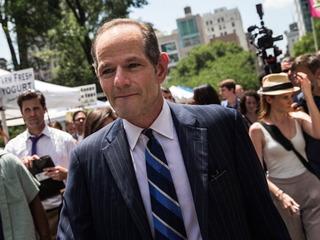 Police investigate assault claim against Spitzer