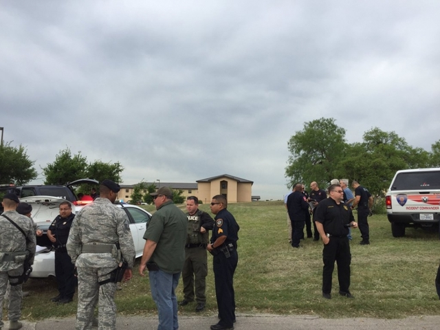 Lackland Air Force Base shooter was from Parma Heights officials say