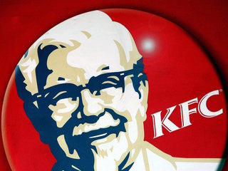 KFC follows 11 'Herbs and spices' on Twitter