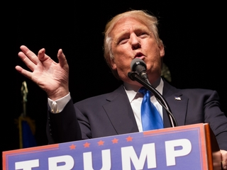 Updates: Trump holds rally in Maryland
