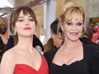 Photo: Celebrities and their famous moms