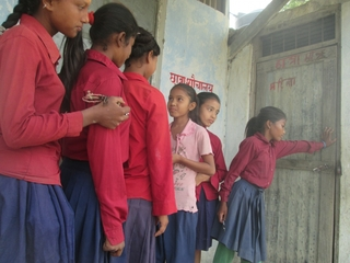 Nepali women spotlight taboos on their periods