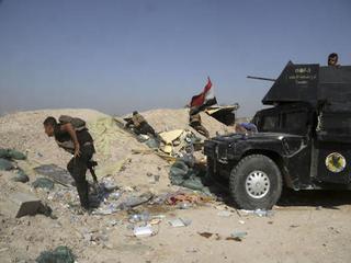 UN: 20,000 children trapped in Iraq's Fallujah