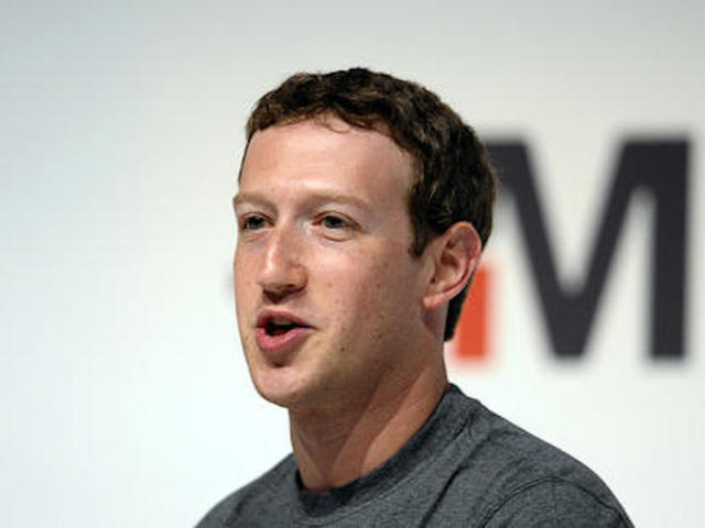 Zuckerberg's Pinterest, Twitter accounts hacked
