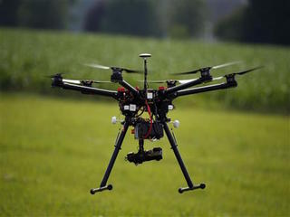 White House approves small, commercial drones