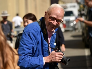 Photographer Bill Cunningham dies at age 87