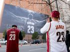 LeBron James' banner won't be replaced after all