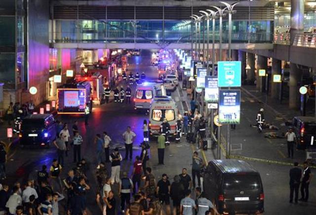 Istanbul airport bombing: What we know so far