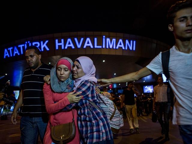 Istanbul airport attackers were Russian, Uzbek, Kyrgyz