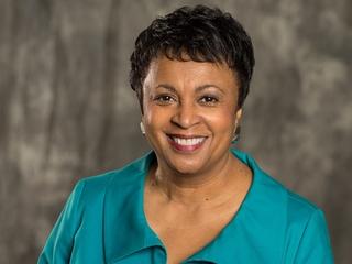 Celebrating Dr. Carla Hayden