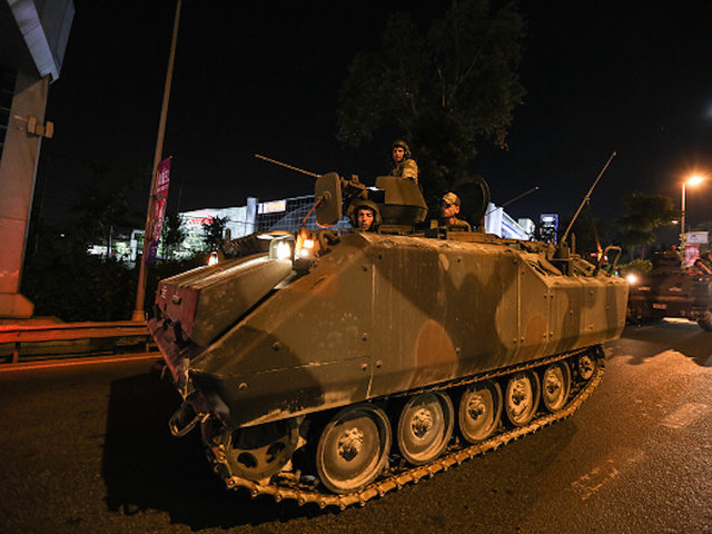 Turkish generals, former Istanbul governor detained