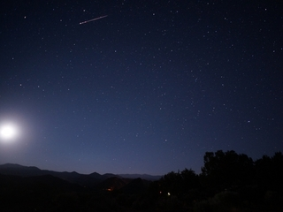How to watch the Delta Aquarid meteor shower
