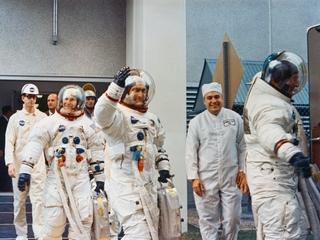 Apollo crews' health issues: a dark discovery