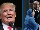 Trump responds to father of slain US soldier