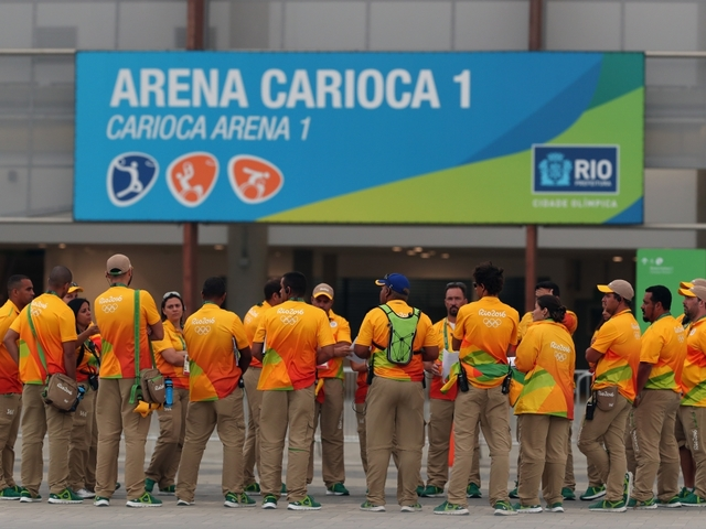 #ReadySetRio: European IOC chief arrested in Rio over ticket scandal