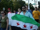 St. Louis marchers support Syrian refugees