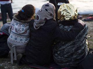 U.S. admits 10,000 Syrian refugees in FY 2016