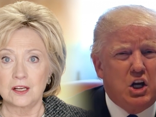 Voters have unfavorable views of Trump, Clinton
