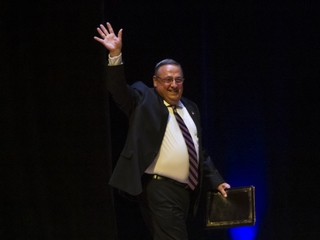 Will Maine's governor resign?