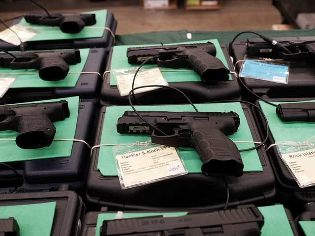 Woman accidentally shot in head outside Raleigh gun show