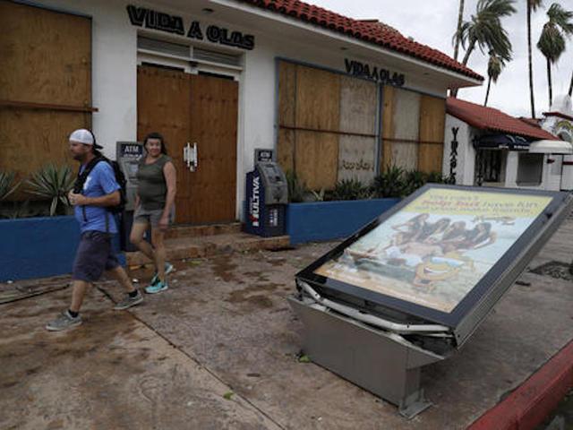 Dead, 3 Missing As Category 1 Hurricane Batters Mexico's Baja California Peninsula