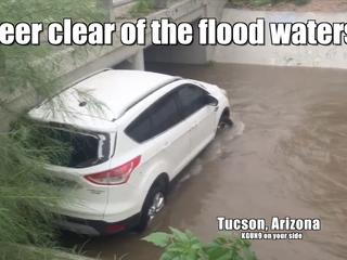 Tropical Storm Newton flooding the Southwest