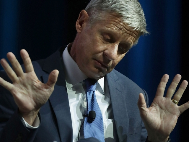 'What is Aleppo?' Asks US Libertarian Party Candidate Gary Johnson