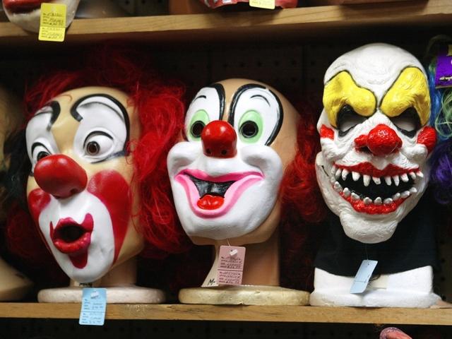 Clown threats surface on social media in Md.