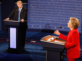 Opinion: Trump-Clinton debate not a spectacle