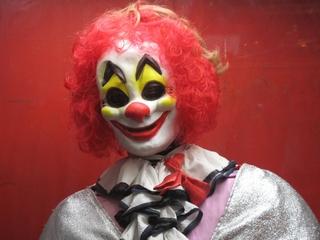 'Clown Lives Matter' march canceled