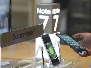 Samsung changes Note 7 output after more fires