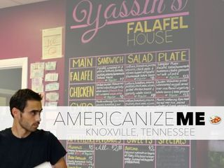 Syrian immigrant finds new home through food
