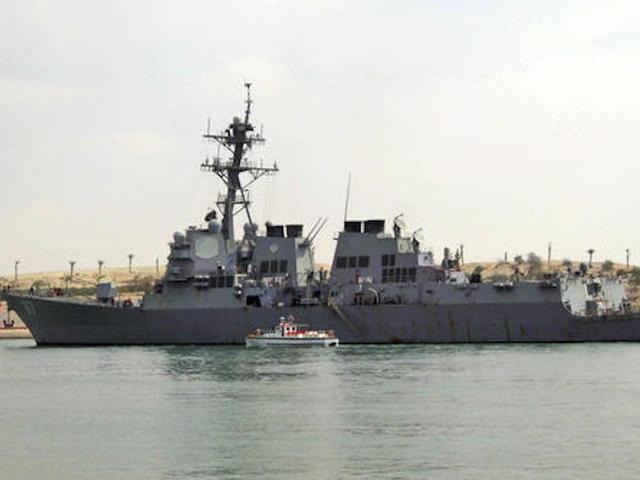 Third attack on United States  vessels off Yemen in a week