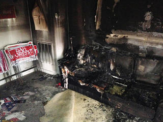 NC Republican Party office burned, no injuries