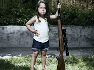 PSA claims: Guns don't kill people, toddlers do