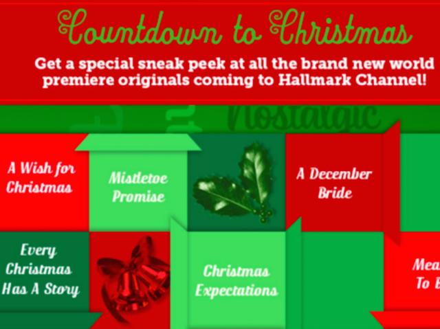 Hallmark Channel Announces 2016 Christmas Movie Schedule ...