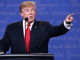 Professor discusses Trump, voter fraud in Md.